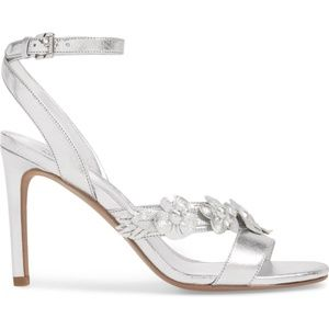 Michael Michael Kors Tricia Sandal in Silver